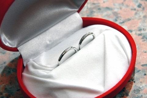結婚指輪の価格って高くないです?